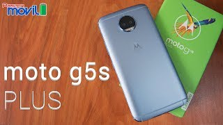Moto G5S Plus - Unboxing en Español HD