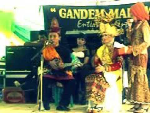 Lampung traditional classical guitar music