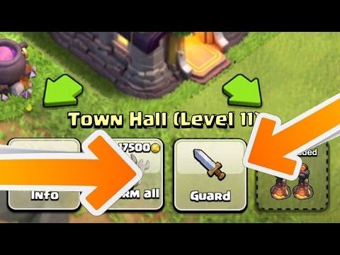 Clash Of Clans - DECEMBER UPDATE REVEALED! Village Guard, Town Hall 11, New Hero & More! (CoC)