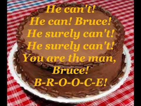 Bruce- Matilda