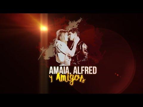 Amaia, Alfred y amigos CONCIERTO | Eurovisión 2018