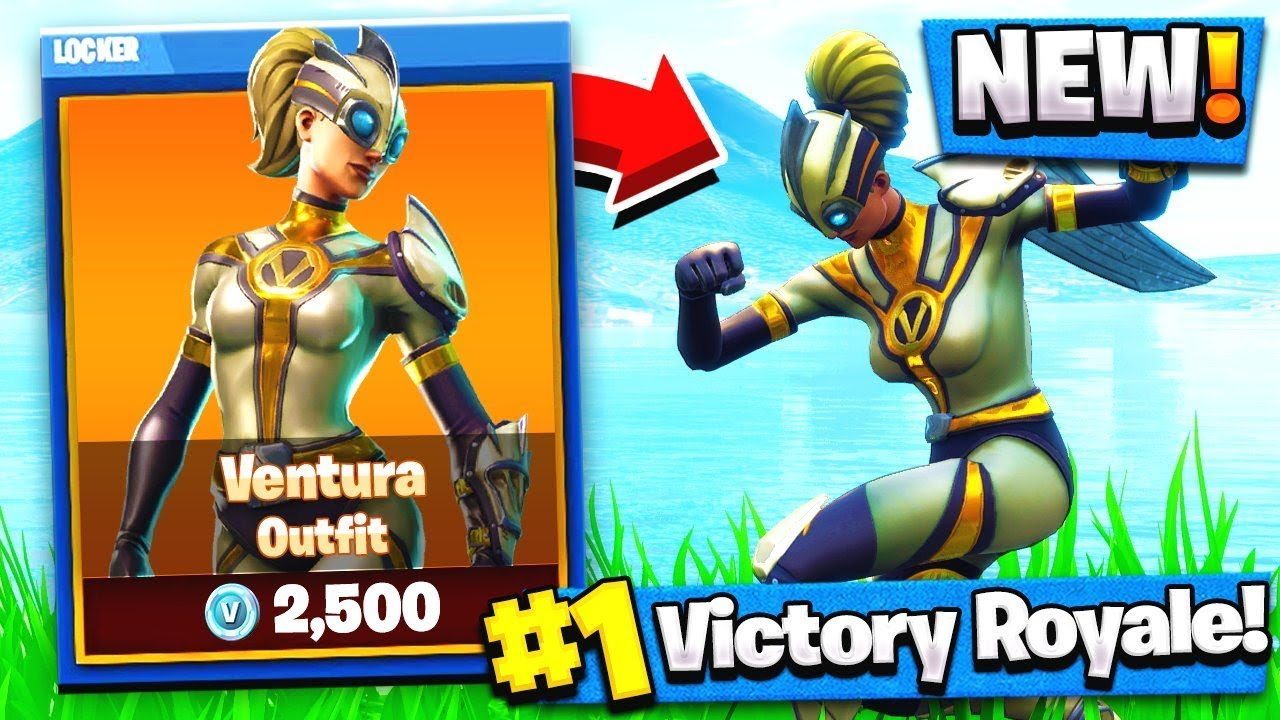 New superhero skin ventura outfit fortnite battle - Ventura fortnite ...