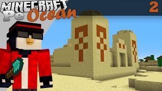 Minecraft Pe Ocean - Templul din desertul blestemat [Ep.2, S.3]
