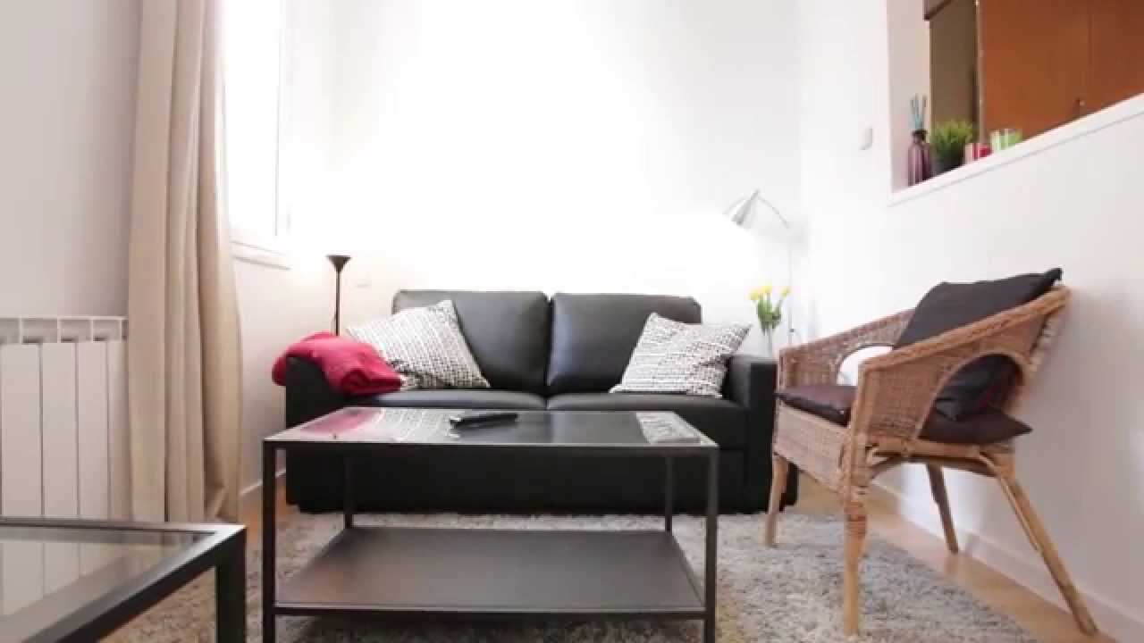 Barcelona apartment for rent - ShBarcelona.com - YouTube