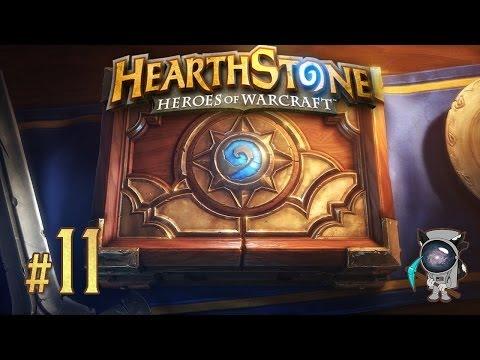 Hearthstone: Heroes of Warcraft #11 - Арена. Андуин Ринн. Хорошее начало.