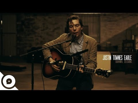 Justin Townes Earle - Mama's Eyes | OurVinyl Sessions