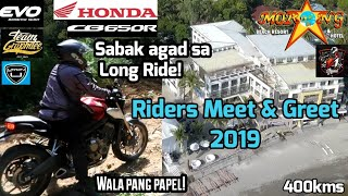 LONG RIDE TO MORONGSTAR HOTEL AND RESORT BATAAN / HONDA CB650R BREAK-IN