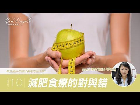 [EP10] 減肥食療的對與錯
