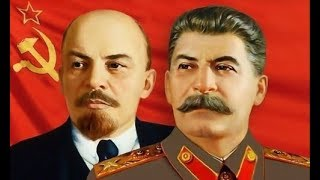 Сталин ва Ленин