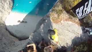 GoCam: Salto base Playa Paralia Navagio Grecia