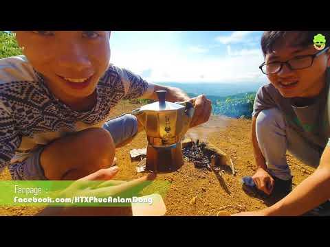 Lên Đỉnh Đại Bình - Uống Bình Cà Phê | Chill with Organat | Organat travel