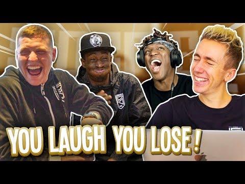 SIDEMEN: YOU LAUGH YOU LOSE!