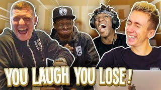 SIDEMEN: YOU LAUGH YOU LOSE!