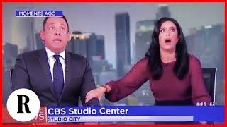 Usa, terremoto di magnitudo 7.1: la scossa in diretta terrorizza i conduttori tv