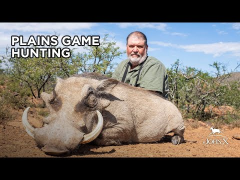 Plains Game Hunting Adventure | Jason & Tom | John X Safaris