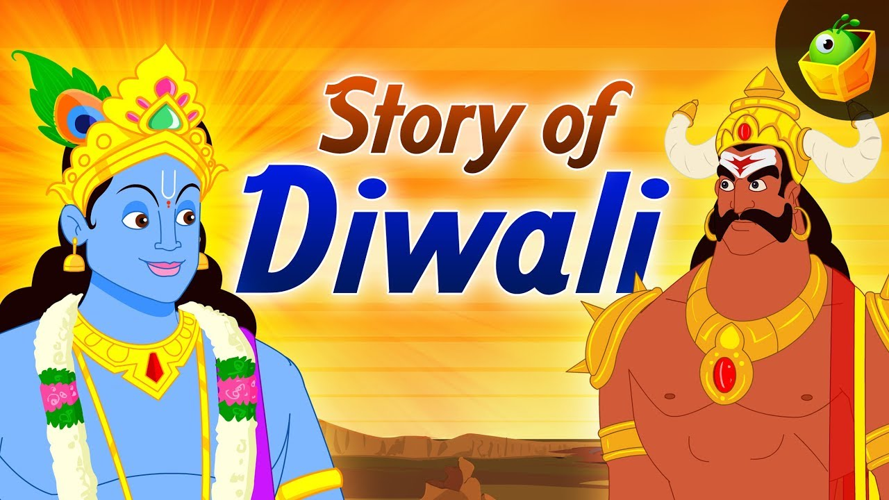 The Story of Diwali | Deepavali Greeting from MagicBox Animation