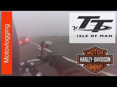 IOM TT 2017 - Motovlog_001 - Update on way to work plus on route to marshalling and Windy corner