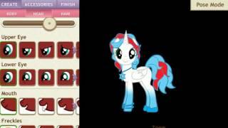 Как сделать анимацию в пони креатор v3.