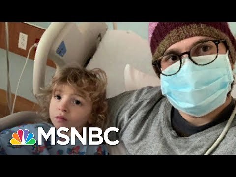 NBC Reporter: Terrifying Experience Rushing Toddler To Hospital As State Is Powerless   Katy Tur