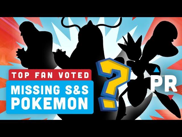 Os seus pokémons desaparecidos mais procurados em Sword in Shield - Power Ranking + vídeo
