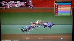 Derby Day, horse racing on arcade game.