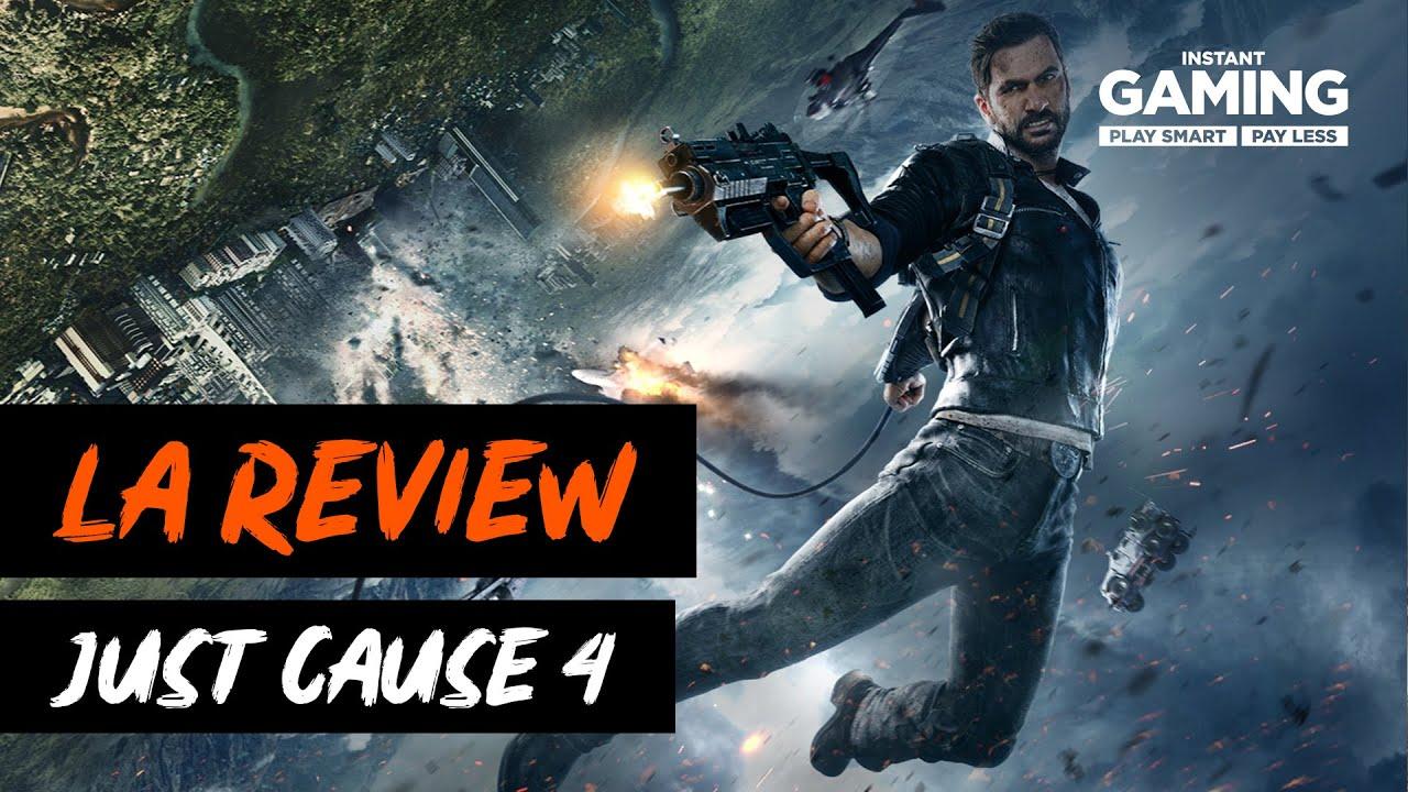 Just cause 4 : La review