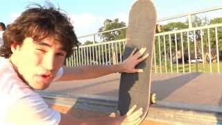 BLUNT TO FAKIE TRICK TIP WITH RICHARD MCDONALD