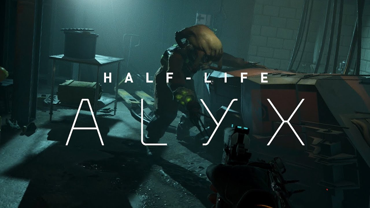 Valve Releases Three New Videos Showcasing Gameplay in Half-Life: Alyx