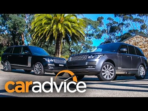 Range Rover Autobiography Long Wheel Base Review