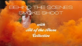 BEHIND THE SCENES SMOKE SHOOT Thumbnail