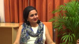 I conversation with  Sagarika Ghose