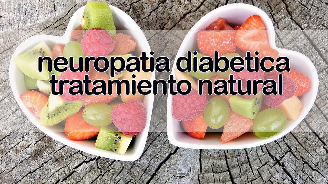 Neuropatia Diabetica Tratamiento Natural -TESTIMONIO
