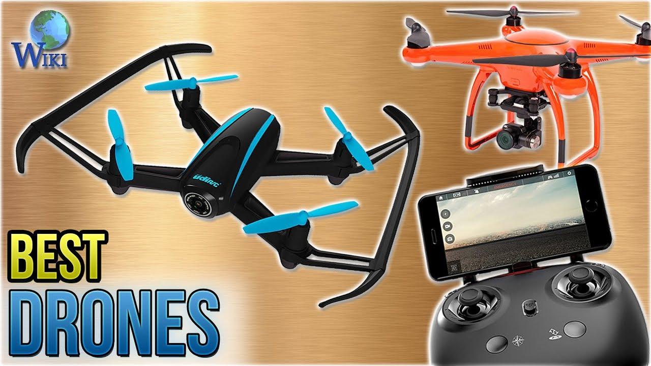 10 best drones 2018