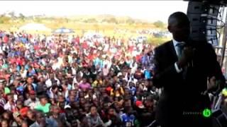 Vhidhiyo: Killer T naVaNelson Chamisa Vofadza Vechidiki kuKuwadza