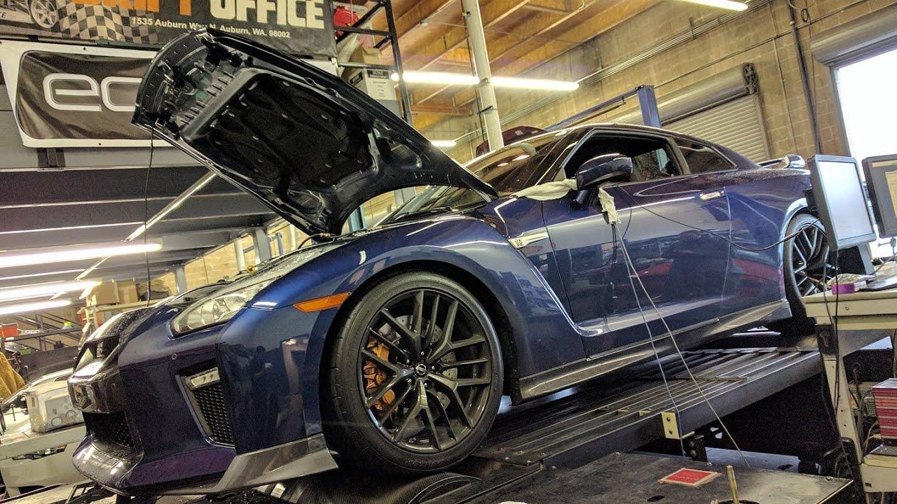 Drift-Office : 2017 Nissan R35 GTR Baseline - ECUTEK Enabled