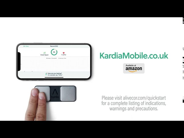 KardiaMobile by AliveCor | UK TV commercial