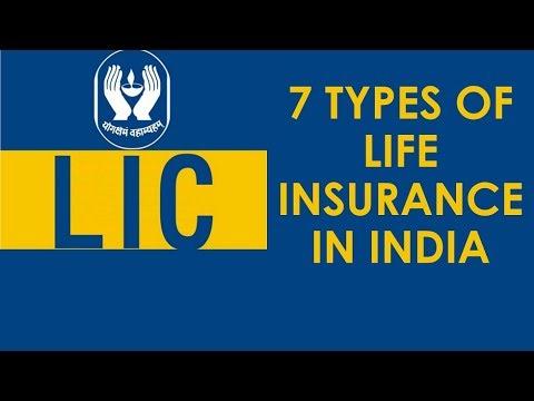 7 प्रकार के LIFE INSURANCE जो आप ले सकते है (Types of Life Insurance in INDIA)