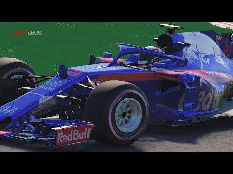 第7戦 予選 F1 2018 [PC 4K]  カナダ編