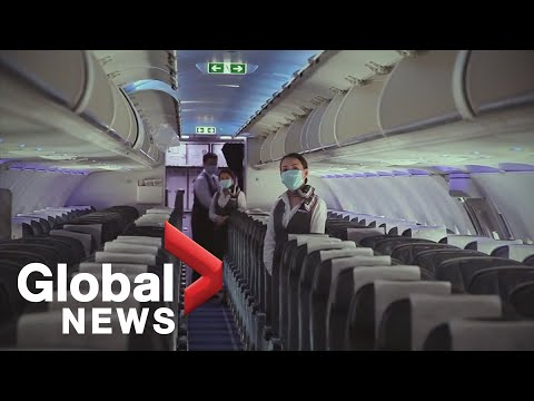 Coronavirus outbreak: The future of travel