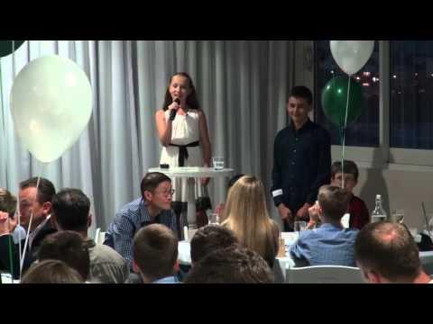 School Captain Valedictory Speech by 11 year old Ruby Cogan