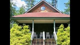 Sanctuary in the Pines at Highland Lake Cove Retreat