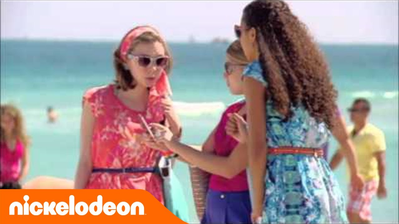 Download Teen Witch   La plage   Nickelodeon France