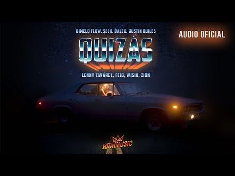 Quizás - Rich Music, Sech, Dalex ft. Justin Quiles, Wisin, Zion, Lenny Tavarez, Feid (Audio Oficial) Mp3