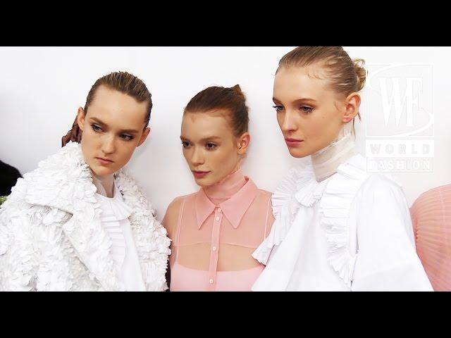 N 21 Fall-Winter 15-16 Milan Fashion Week