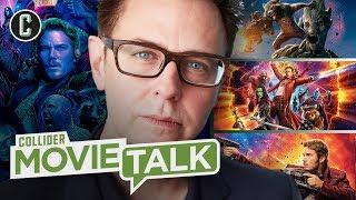 James Gunn Finally Talks about His Firing/Rehiring on Guardians of the Galaxy 3 - Movie Talk