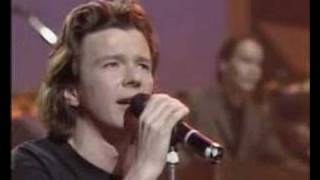 Cry for Help - Rick Astley