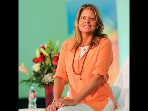 International Spiritual + Meditation Teacher, Julia Desmond. Get your SHIFT on! 8/25/15