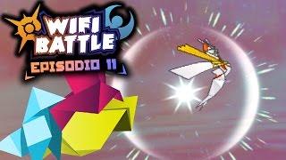 Pokemon Sole e Luna Wi-Fi Battle # 11 [Origami]