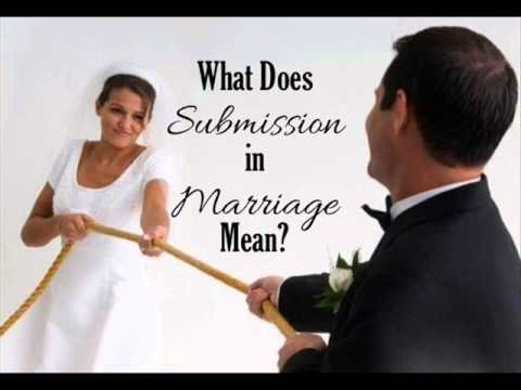 marriage duties headship and submission The controversy stems from the statement's reference to the husband's  leadership role and the wife's submission to him this part of the.