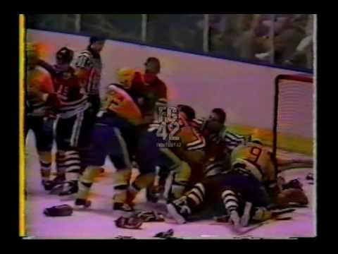 85-86 Blackhawks Part 1